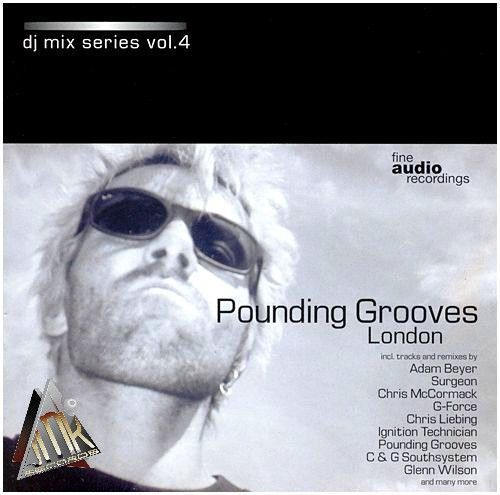 Pounding Grooves - Pounding Grooves Remixed 04-30