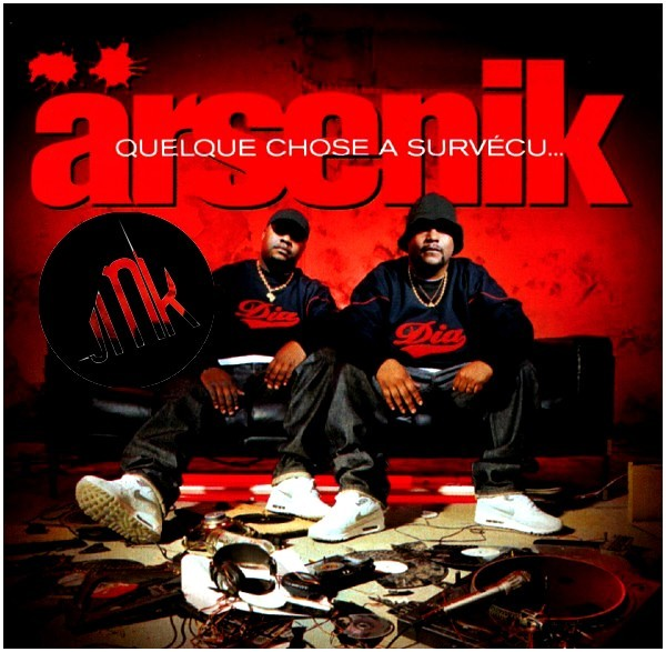 album arsenik quelque chose a survecu